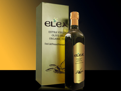 ELEA ® Extra Virgin Olive Oil Collections of Sparta & Corinth by