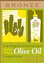 Los Angeles Olive Oil Seals_2012_Bronze